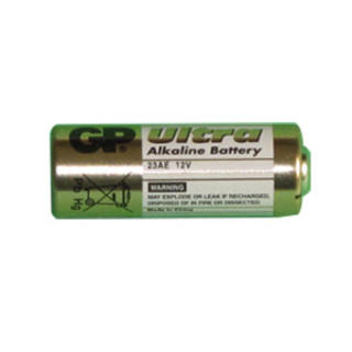 23A ALKALINE BATTERY (x 2)
