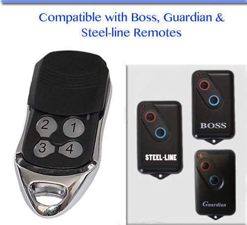 Guardian Garage Door Remote Controls On Sale Now
