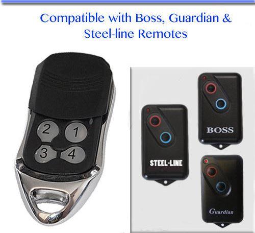 Guardian Garage Door Remote Controls On Sale Now